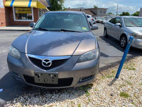 2007 Mazda MAZDA3 for sale at Diamond Auto Sales in Pleasantville NJ
