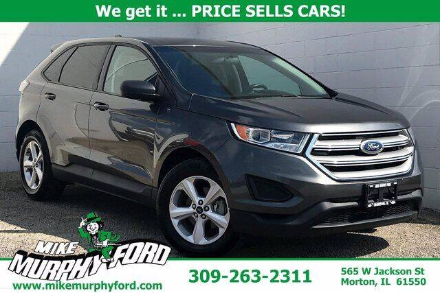 2018 Ford Edge for sale at Mike Murphy Ford in Morton IL