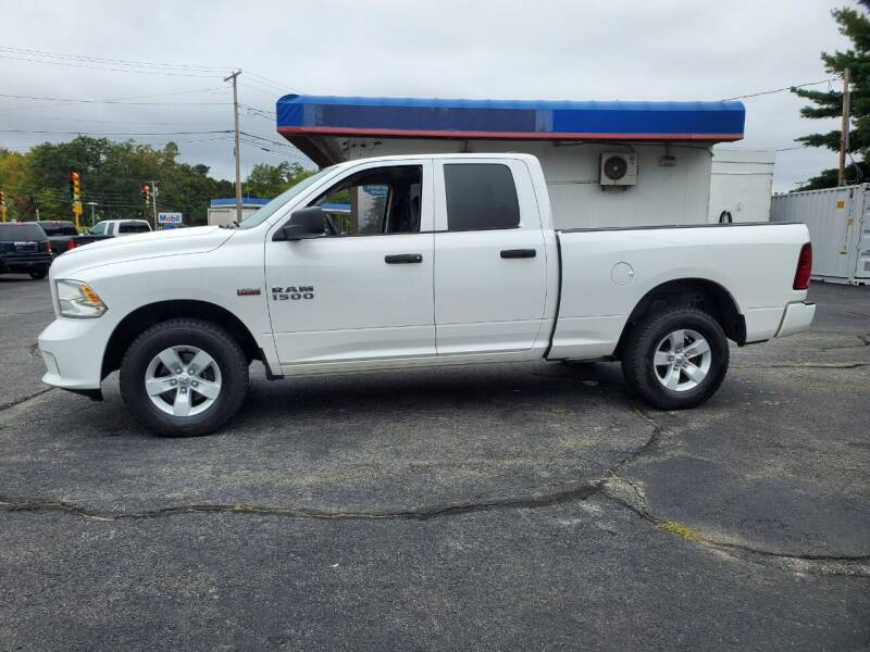 2018 RAM Ram Pickup 1500 for sale at 125 Auto Finance in Haverhill MA