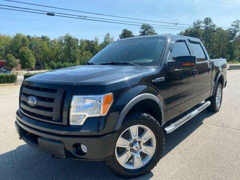 2010 Ford F-150 for sale at Gwinnett Luxury Motors in Buford GA