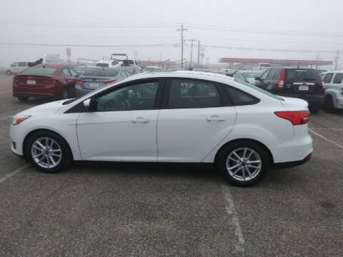 2016 Ford Focus for sale at 2nd Chance Auto Sales in Montgomery AL