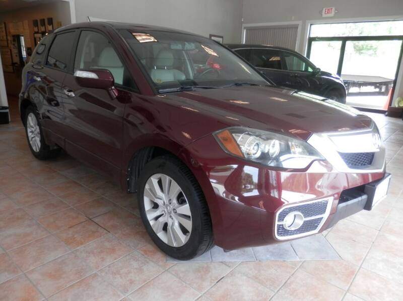 2011 Acura RDX for sale at ABSOLUTE AUTO CENTER in Berlin CT