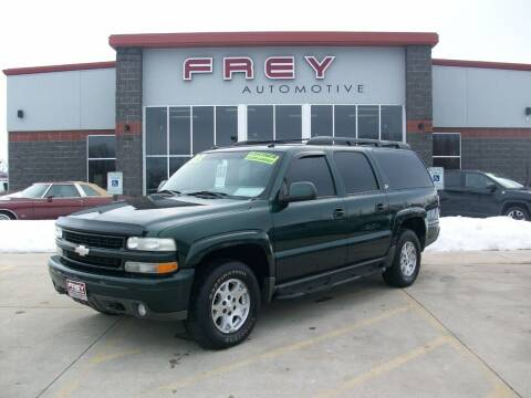2003 Chevrolet Suburban for sale at Frey Automotive in Muskego WI