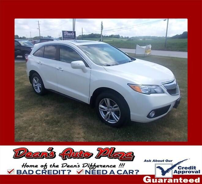 2013 Acura RDX for sale at Dean's Auto Plaza in Hanover PA
