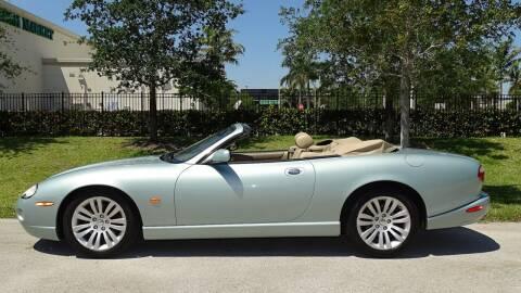 2005 Jaguar XK-Series for sale at Premier Luxury Cars in Oakland Park FL