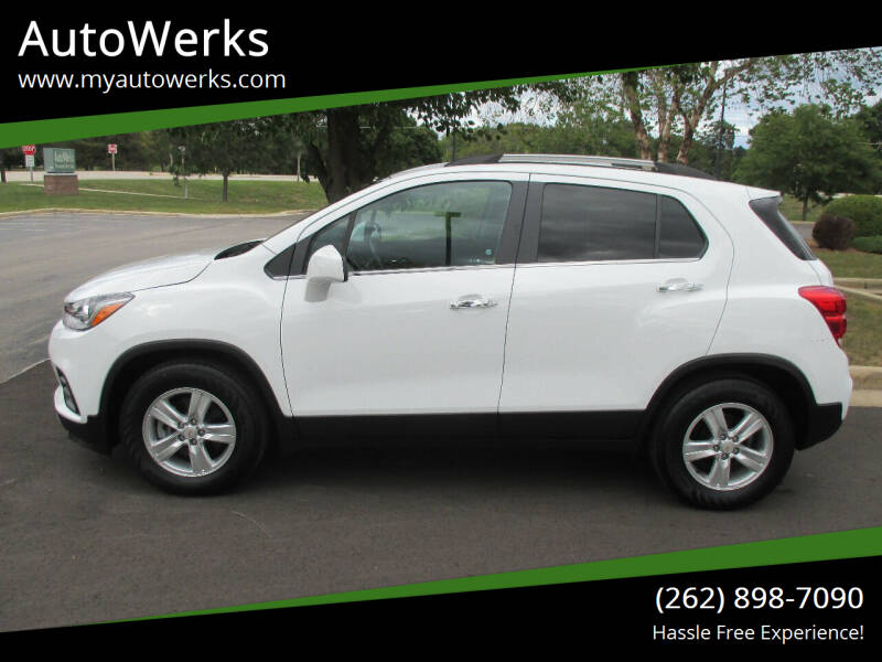 2020 Chevrolet Trax for sale at AutoWerks in Sturtevant WI