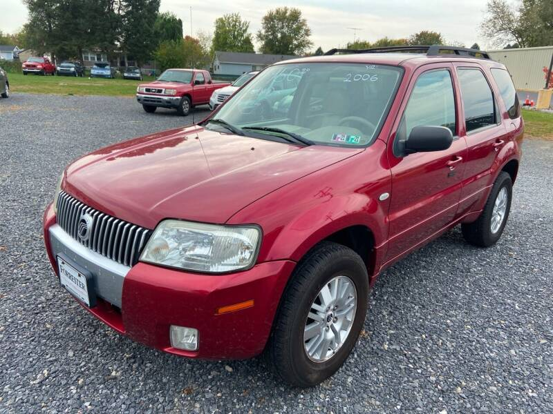 2006 Mercury Mariner for sale at US5 Auto Sales in Shippensburg PA