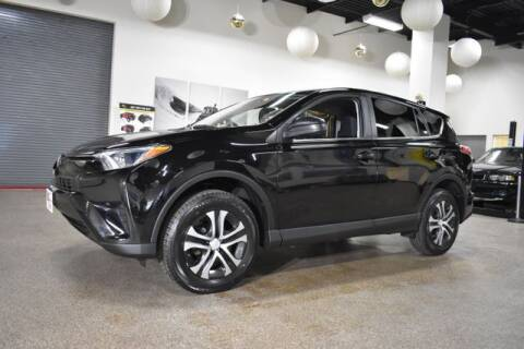 2018 Toyota RAV4 for sale at DONE DEAL MOTORS in Canton MA