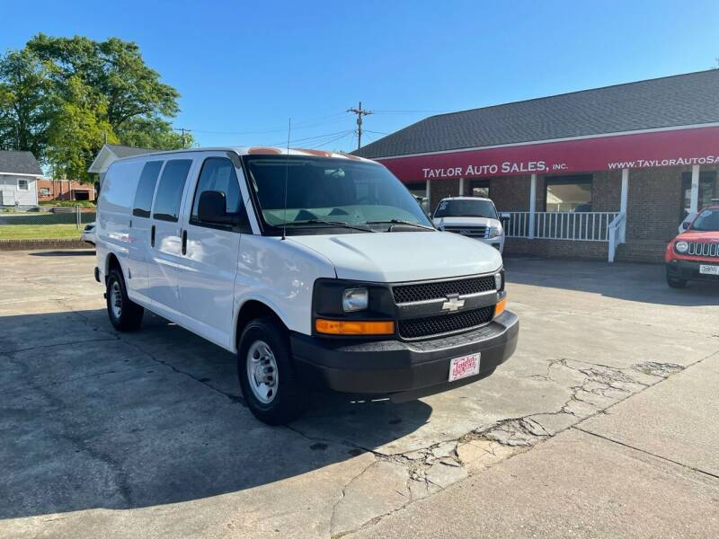 2008 Chevrolet Express Cargo for sale at Taylor Auto Sales Inc in Lyman SC