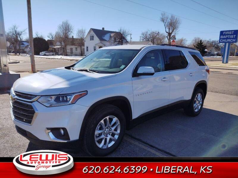 2021 Chevrolet Traverse for sale at Lewis Chevrolet Buick Cadillac of Liberal in Liberal KS