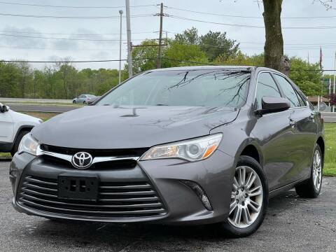 2015 Toyota Camry for sale at MAGIC AUTO SALES in Little Ferry NJ
