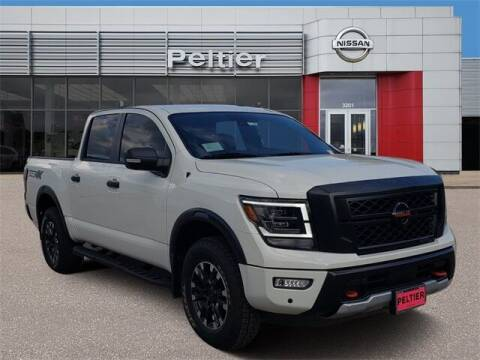 2021 Nissan Titan for sale at TEX TYLER Autos Cars Trucks SUV Sales in Tyler TX