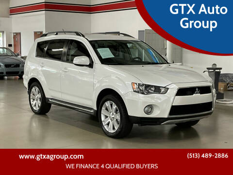 2013 Mitsubishi Outlander for sale at GTX Auto Group in West Chester OH