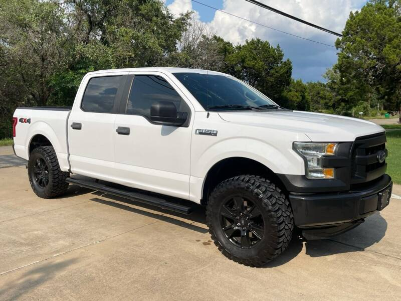 2016 Ford F-150 for sale at Luxury Motorsports in Austin TX