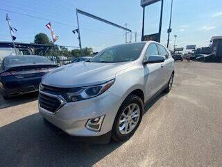 2018 Chevrolet Equinox for sale at Car Depot in Detroit MI