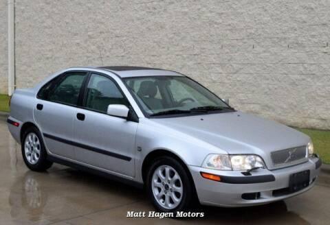 2001 Volvo S40 for sale at Matt Hagen Motors in Newport NC