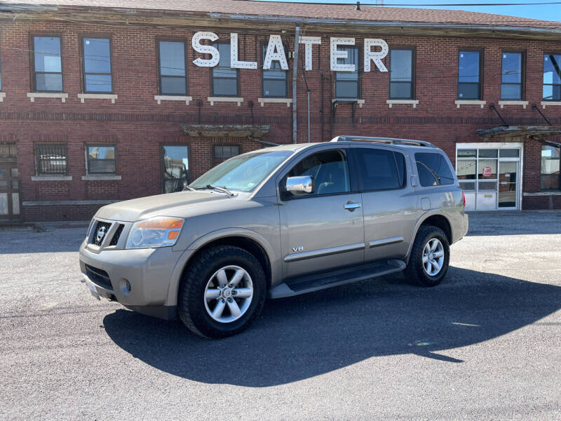 2008 Nissan Armada for sale at Imperial Auto of Marshall - Imperial Auto Of Slater in Slater MO