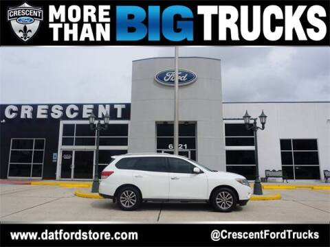 2015 Nissan Pathfinder for sale at Crescent Ford in Harahan LA