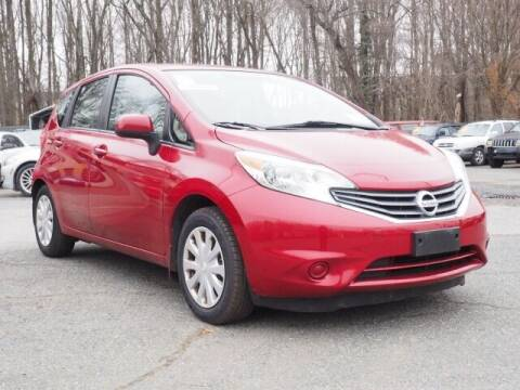 2014 Nissan Versa Note for sale at Budget Auto Sales & Services in Havre De Grace MD