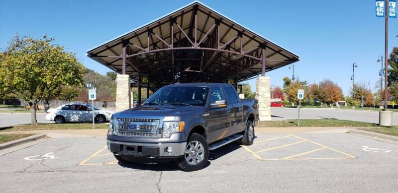 2014 Ford F-150 for sale at D&C Motor Company LLC in Merriam KS