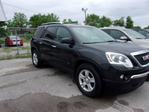 2009 GMC Acadia for sale at HIGHWAY 42 CARS BOATS & MORE in Kaiser MO