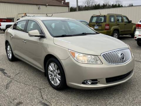 2010 Buick LaCrosse for sale at Miller Auto Sales in Saint Louis MI