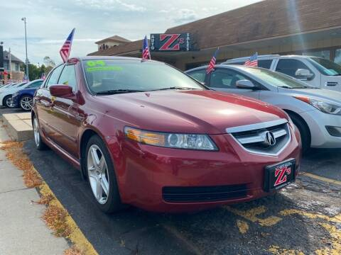 2004 Acura TL for sale at Zs Auto Sales in Kenosha WI