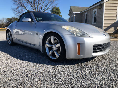 2007 Nissan 350Z for sale at Curtis Wright Motors in Maryville TN
