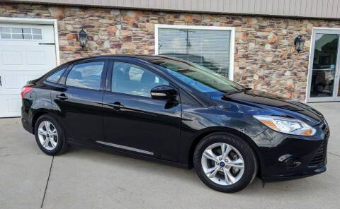 2014 Ford Focus for sale at Cub Hill Motor Co in Stewartstown PA