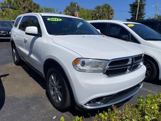 2017 Dodge Durango for sale at Mike Auto Sales in West Palm Beach FL