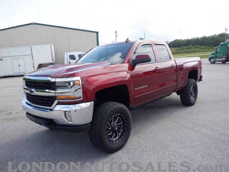 2016 Chevrolet Silverado 1500 for sale at London Auto Sales LLC in London KY