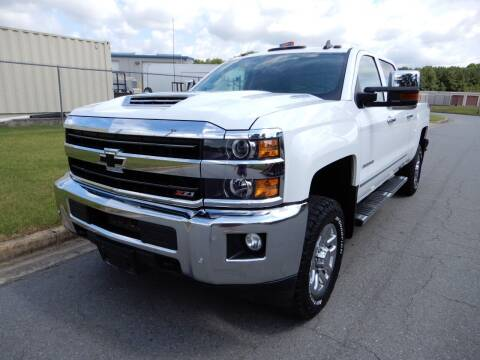 2018 Chevrolet Silverado 3500HD for sale at United Traders Inc. in North Little Rock AR