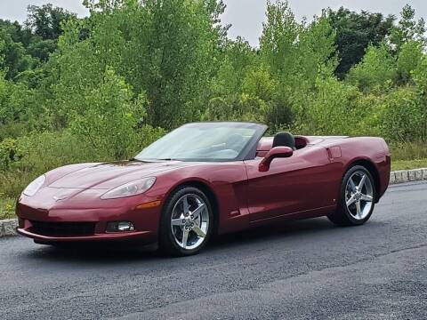 2007 Chevrolet Corvette for sale at R & R AUTO SALES in Poughkeepsie NY