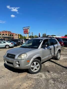 2005 Hyundai Tucson for sale at Big Bills in Milwaukee WI
