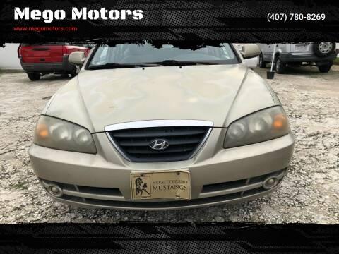 2005 Hyundai Elantra for sale at Mego Motors in Orlando FL