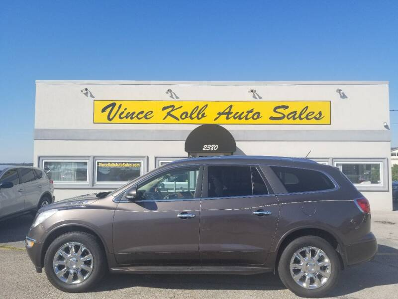 2011 Buick Enclave for sale at Vince Kolb Auto Sales II in Eldon MO