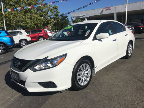 2018 Nissan Altima for sale at Autos Wholesale in Hayward CA