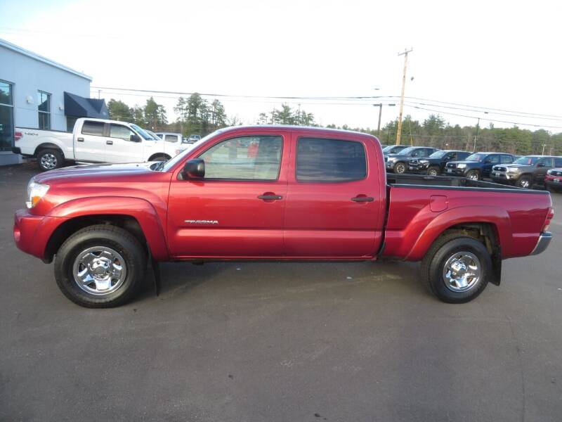 2008 Toyota Tacoma 4x4 V6 4dr Double Cab 6.1 ft. SB 5A - Concord NH