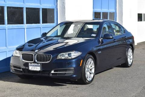 2014 BMW 5 Series for sale at IdealCarsUSA.com in East Windsor NJ