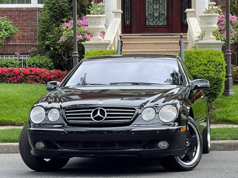 2001 Mercedes-Benz CL-Class for sale in Hollywood, FL