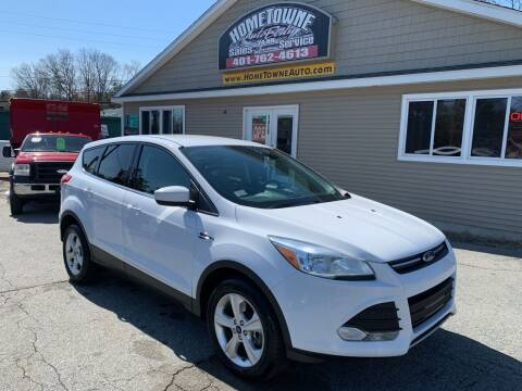 2014 Ford Escape for sale at Home Towne Auto Sales in North Smithfield RI