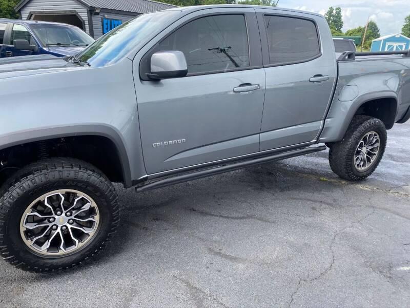 2018 Chevrolet Colorado for sale at Elite Auto Brokers in Lenoir NC