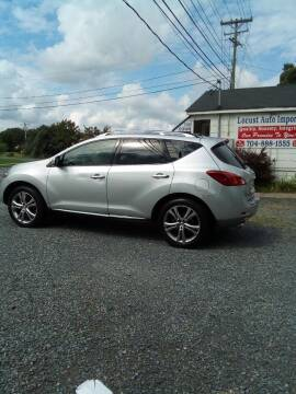 2009 Nissan Murano for sale at Locust Auto Imports in Locust NC