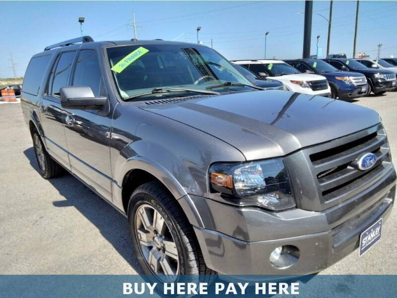 2010 Ford Expedition EL for sale at Stanley Direct Auto in Mesquite TX