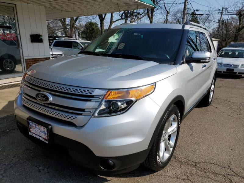 2014 Ford Explorer for sale at New Wheels in Glendale Heights IL
