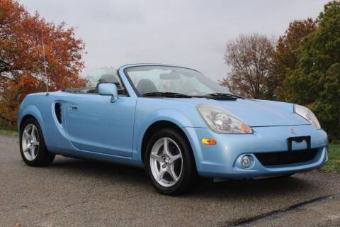 2005 Toyota MR2 Spyder for sale at Harrison Auto Sales in Irwin PA