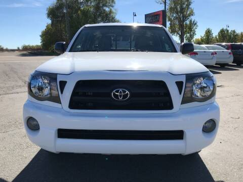2011 Toyota Tacoma for sale at Rides Unlimited in Nampa ID