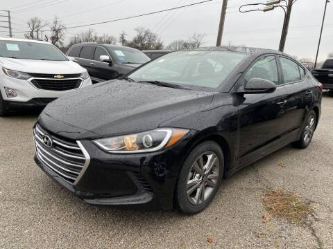 2018 Hyundai Elantra for sale at Pary's Auto Sales in Garland TX