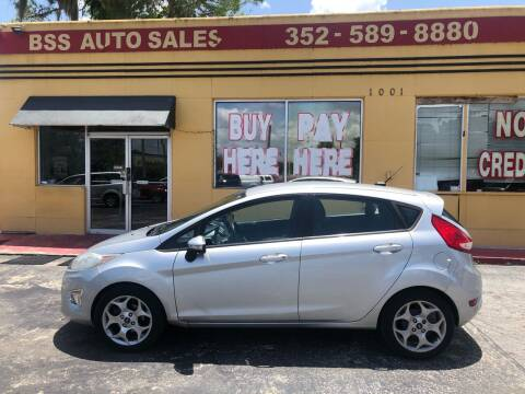 2012 Ford Fiesta for sale at BSS AUTO SALES INC in Eustis FL