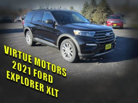 2021 Ford Explorer for sale at Virtue Motors in Darlington WI